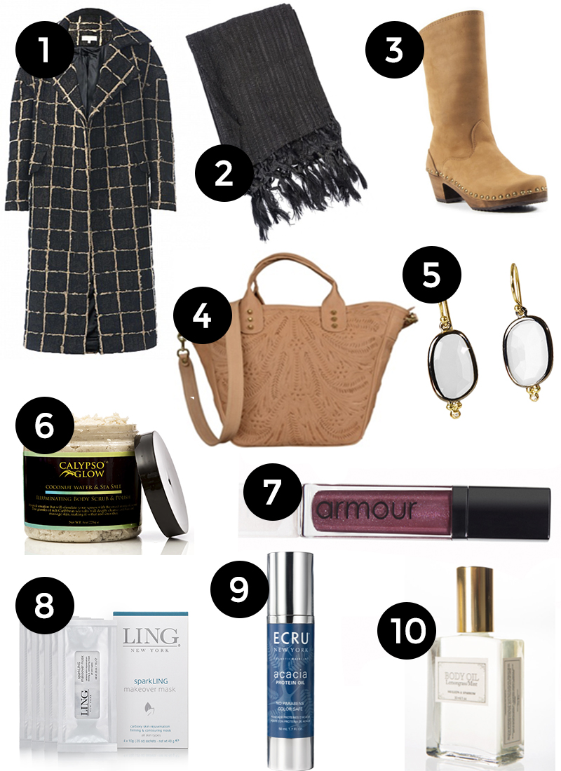 Nolcha Shows Monday Must Haves
