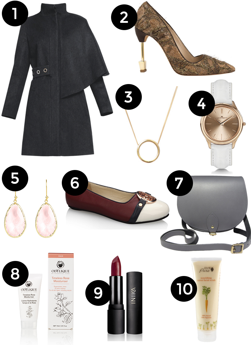Monday Must Haves 8th Feb NYFW Guide