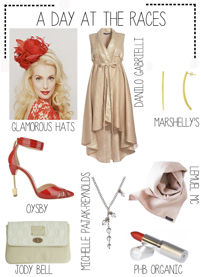Monday Must Haves Day at the Races
