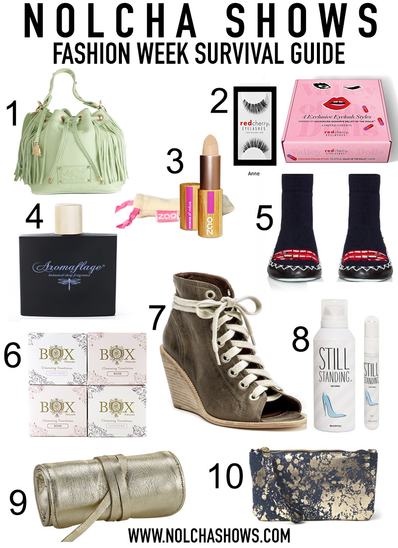 Monday Must Haves Fashion Week