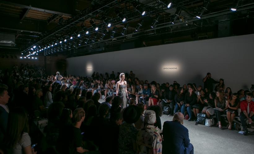 Nolcha Shows New York S Leading Showcase For Independent Fashion Designers New York Fashion Week