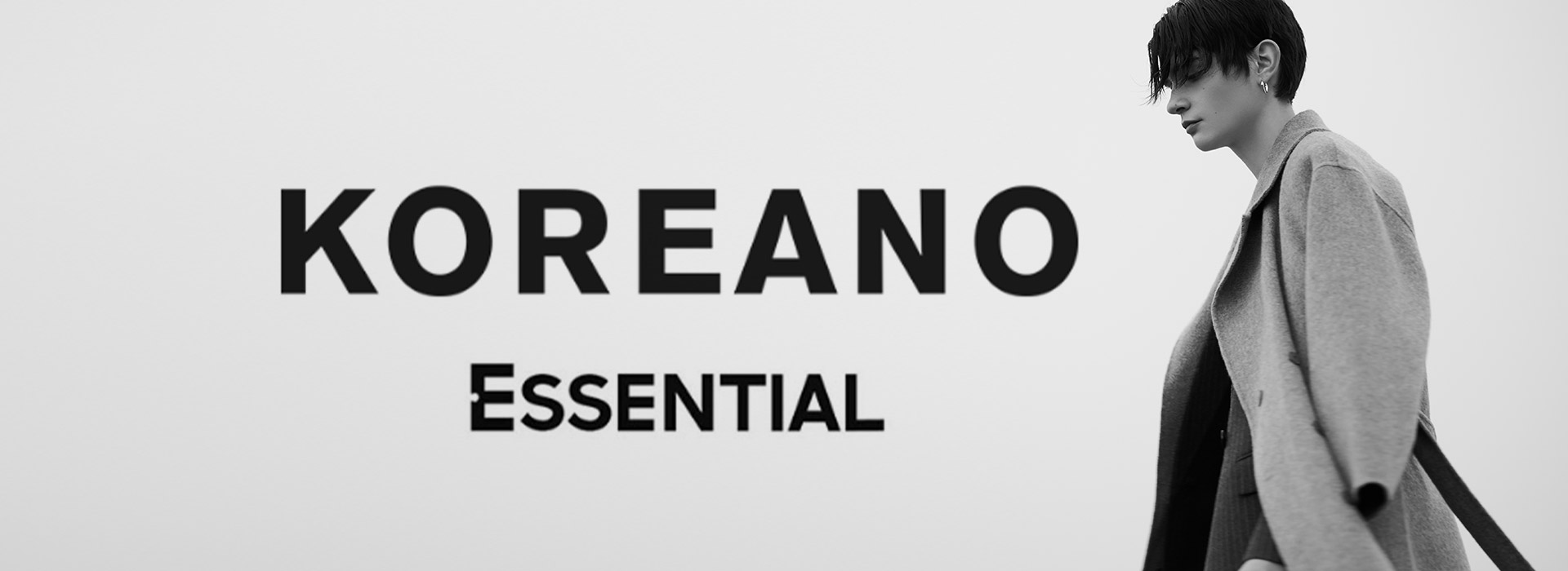 Koreano Essential Banner